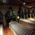 Massage Room at night