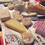 Cheese paradise!