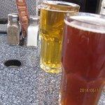 地ビール  ウィスラーのビールは泡なしが多いのはなぜ?