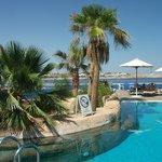 Hotel top level pool