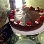 totally indulgent chocolate torte