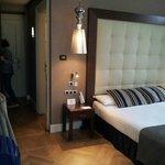 foto habitación al llegar