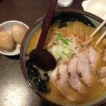 Bilde fra Shirakaba Sanso, Sapporo Ramen Republic