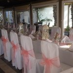Our beautiful Wedding table 26/06/14
