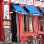 Pizzeria La Janataの写真