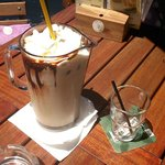 Chocolate Heaven 1 liter jug at Oxygen. Recommend!