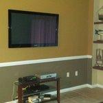 Living Room 60in TV 16-301