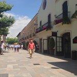 Rica village