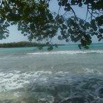Tout près de la plage....
