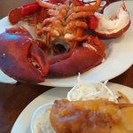 Red Lobster, Fish n Chips