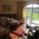 Wide room