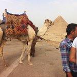 the Kefre Pyramids