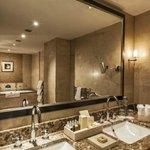 Presidential Suite Bathroom - Vanity