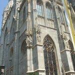 фрагмент собора Святого Штефана