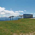 Panorama Corones Hütte