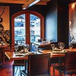 Interior, Miguel Torres Restaurante de Vinos