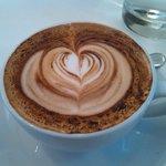 Cappuccino da Ottolenghi, Islington – Londra
