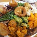 My roast dinner