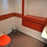Toilettes Handicap niveau RDC