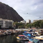 Fishing Boats and Cable Cars