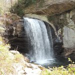 Looking Glalss Falls