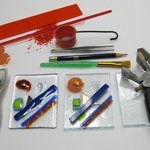 Enjoy a personal glass workshop creating your own one-of-a-kind piece of art!