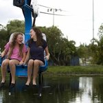 Ride The Soaring Eagle Zip Line! Only $8.50pp includes tax!