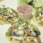 Tacos de la huerta
