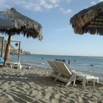 Una playa tranquila para disfrutar