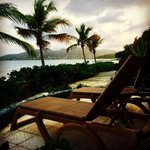 Surfside Villa lounge chairs