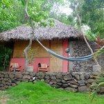 Sandia, the cabana closest to the lake