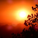Sunset from Mt. Lemmon SkyCenter