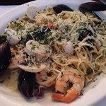 Seafood Pasta ⭐️⭐️⭐️⭐️⭐️