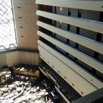 10th floor hallway