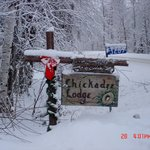 Welcome to winter at the Lodge