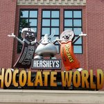 Hershey's Chocolate World - Just 1 Mile from our property!