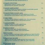 starter menu page 1