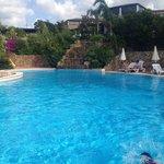 Una delle piscine