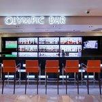 Олимпик бар в Лобби