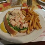 Lobster salad (roll)