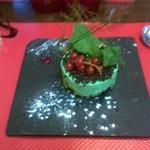 dessert pistache