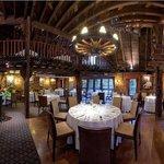 The Dining Room at La Capanna