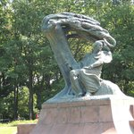 Chopin Monument Varsóvia, Polônia