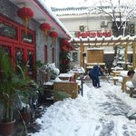 Sanlintun Snowing