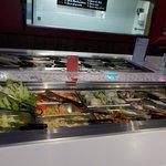 Mikado - buffet entrées froides et salades