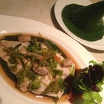 Sea Bass with Tamarind sauce