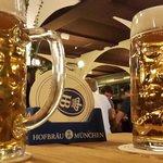 Hofbrau Munchen fabulous beer fabulous place!