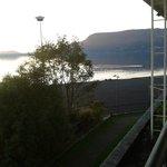 Vista desde la terraza del depto.