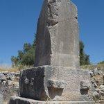 inscirbed pillar of xanthos.