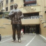 Nelson Madela Square Shopping Centre few min from Hotel